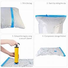 air seal bags for clothes 8x vacuum storage bags seal space saver compression
