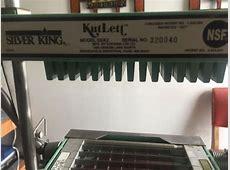 Silver King SKK2 Kutlett Lettuce Cutter   MB Food Equipment