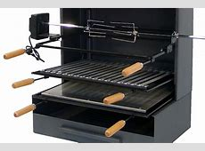 BBQ Drawer with Chimney and Rotisserie Kit   The Barbecue