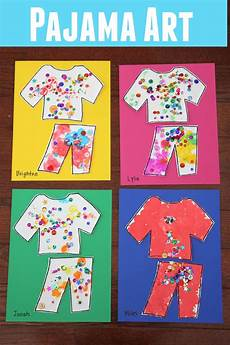 childrens clothes theme toddler approved pajama name matching activity for