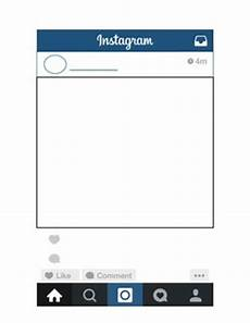 Instagram Photo Template Instagram Template By Mrs Cervantes In Second Teachers