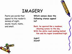 Imagery Poetry Examples Of Imagery Alisen Berde