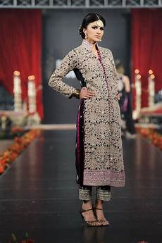 Indian Designs For Women Latest Wedding Sherwani Suits Designs For Women Hijabiworld