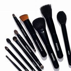 chanel makeup brushes new design the look book