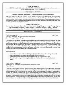 Architectural Project Manager Resume Construction Project Manager Resume