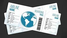 Airline Ticket Template Free 33 Free Ticket Templates Amp Psd Mockups For Your Next