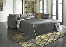 2 sectional w sleeper sofa right chaise by