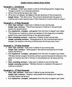 Hamlet Literary Analysis Essay How To Write A Good Literary Essay How To Write A Good