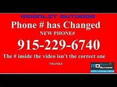 Automotive Lighting El Paso Tx Landscape Lighting El Paso Tx New Phone 915 229 6740