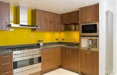 walnut kitchen cabinets modernize