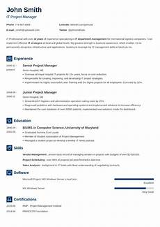 How To Fill Resumes 15 Blank Resume Templates Amp Forms To Fill In And Download
