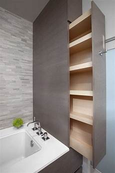 bathroom shower and tub ideas diy bathtub surround storage ideas