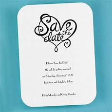 Save The Date Card Design Whimsical Heart Save The Date Little Flamingo