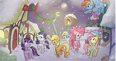 Fluttershy Christmas Lights Snow Christmas My Little Pony Fluttershy Rainbow Dash