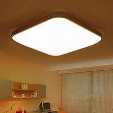 Ceiling Light With Remote 48w 39 39cm Remote Control Modern Dimming Led Ceiling