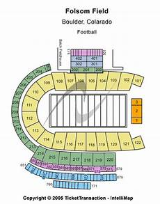 Seating Chart Folsom Field If Cal Band Wants To Play During Football Games Move From