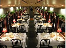 Christmas Special Dinner Train (Chattanooga, Tennessee
