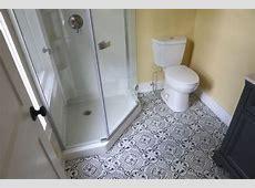 "Kenzzi Paloma 8"" x 8"" Porcelain in White   Bath tile   Bath tiles, Bathroom, Tiles"