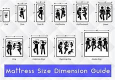 Bed Size Chart India Mattress Size Chart And Mattress Dimesions Mattress Size