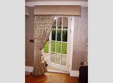 Drapery Ideas   provided in the curtain door terrace is