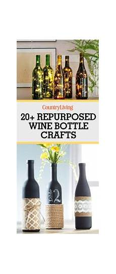 crafts wine bottle 24 diy wine bottle crafts empty wine bottle decoration ideas