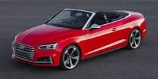 2019 audi s5 cabriolet new 2019 audi convertible prices nadaguides