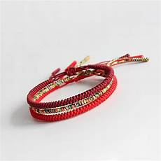 Rope Bracelet Designs Tale Design 2017 Multi Color Tibetan Buddhist Handmade