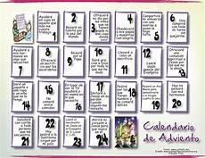 calendario de abviento burgosclasesreli calendario de adviento