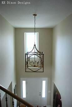 Large Foyer Light 2 Story Foyer Lighting Lanterns Kr Dixon Designs
