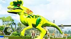 Lego Jurassic World Malvorlagen Lego Jurassic World Dilophosaurus Gameplay Big