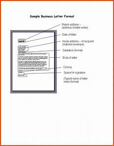 Letter Layout Formal Business Letter Layout Example Letters Free Sample Letters