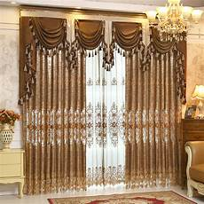 Drapes Window Treatments 2016 Embroidery Living Room Curtains And Valances Blackout