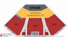 Alpine Valley Detailed Seating Chart 2 Tickets Section 203 Row Mm Phish Alpine Valley Music
