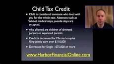 Child Tax Credit Calculator Chart 2012 2013 Child Tax Credit Calculator Youtube