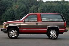 Best Cars Web Site P 225 Ginas Da Hist 243 Ria Chevrolet Blazer