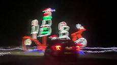 Michigan International Speedway Lights Michigan International Speedway Christmas Lights Youtube