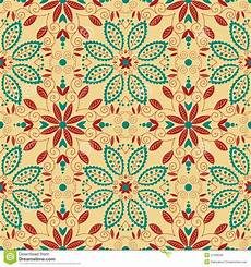 Arabische Muster Malvorlagen Xing Traditional Ornament Seamless Pattern Stock