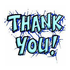Thank You Animated Gif For Powerpoint Thank You Stickers Find Amp Share On Giphy