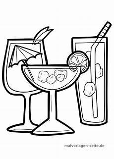 Malvorlagen Zum Ausdrucken Cocktail Malvorlage Cocktail Malvorlagen Ausmalbilder Und Vorlagen