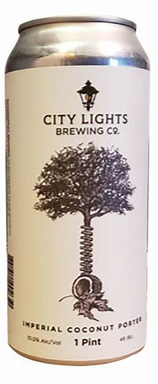 City Lights Coconut Porter City Lights Imperial Coconut Porter Online Kaufen