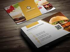 Restaurant Business Card Simple Restaurant Business Card By Shohag4y Graphicriver