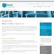 Career Test Free Career Tests Interesses Pearltrees