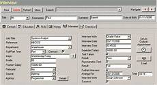 Attendance Access Database Ms Access Interview System Ms Access Databases