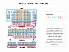 Albany Palace Seating Chart Palace Theatre Seating Chart Best Seats Pro Tips And More