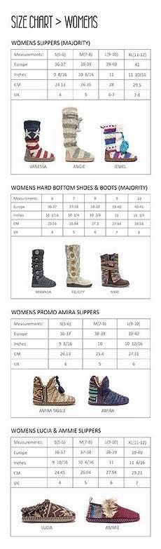 Men S Muk Luks Slippers Size Chart Women S Felicity Boots Muk Luks