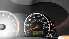 How To Take Off Maintenance Light On Toyota Corolla 2010 How To Turn Off The Maintenance Required Light On A Toyota