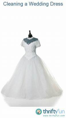 cleaning a wedding dress house shores wedding dresses