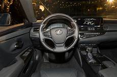 lexus 2019 es interior 2019 lexus es our in person impressions and 2019
