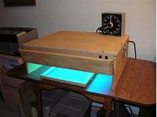Uv Light Box For Cyanotypes Uv Light Box Alternative Photography Uv Photography