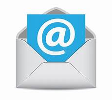Email Contacts Email Icon Website Contacts Symbol Stock Vector